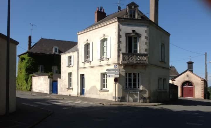 2 chambres dans maison bourgeoise