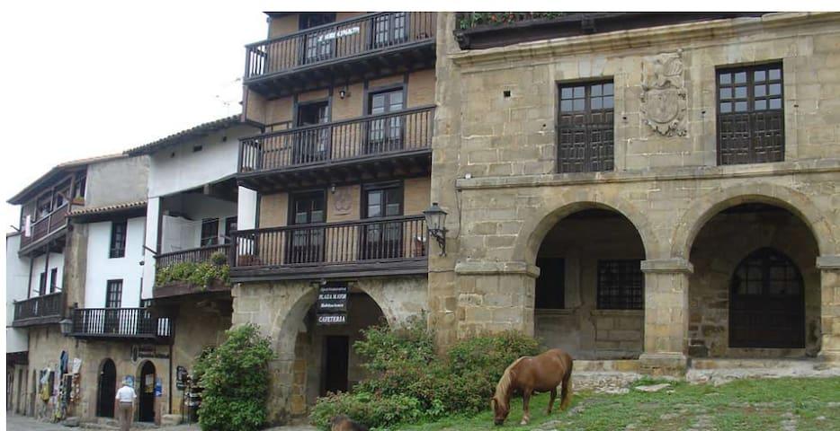 2 Habitaciones 3º izquierda - Santillana del Mar - Other