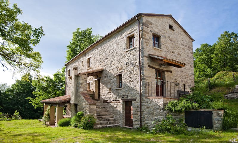 il Noce bed and breakfast - Maiolo - Bed & Breakfast