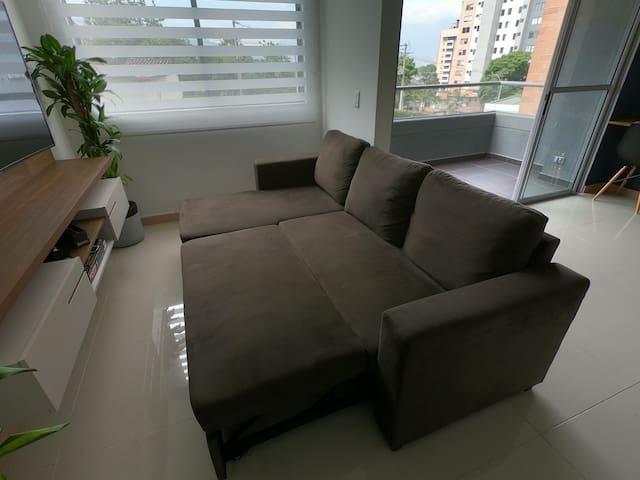 Sofá cama (Sofa/Bed)