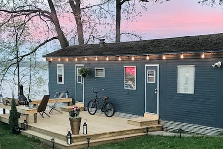 """""""The Spot"""" on the Cayuga Lake Wine Trail"""