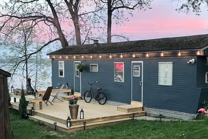"""The Spot"" on the Cayuga Lake Wine Trail"