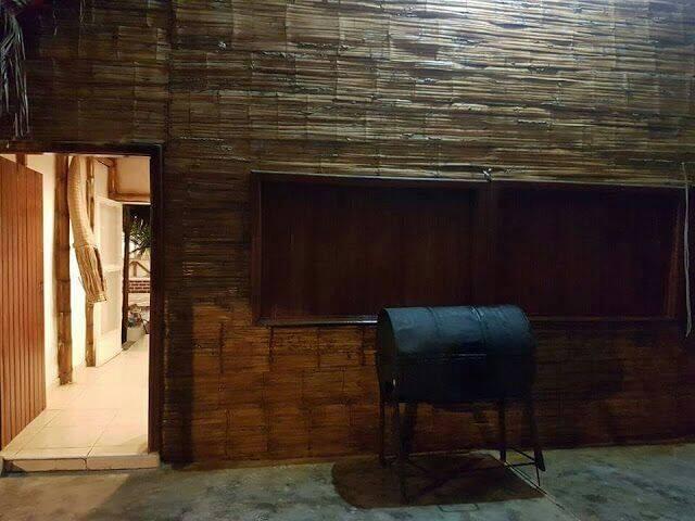 Alojamiento cabaña de material rustico c/  acabos