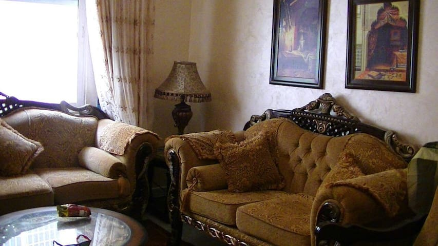 Quiet apartment in prime location. - Amman