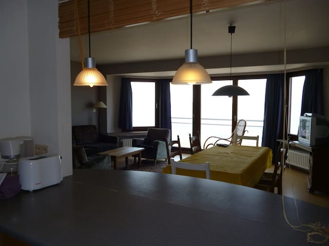 8 Places apartment facing the sea - De Panne