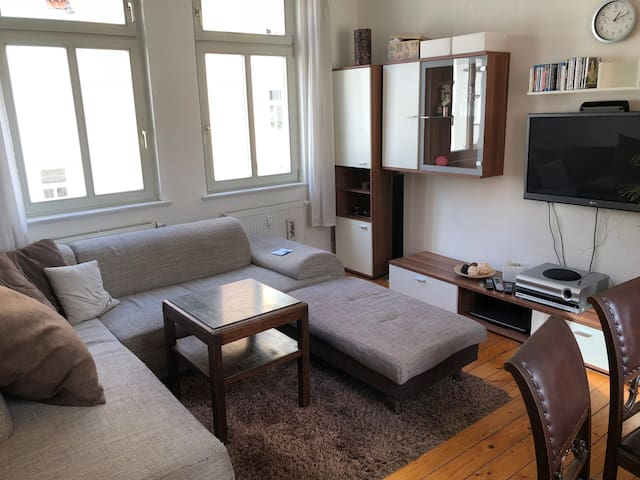 Cosy 2-room appartment in Jena