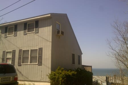 Ocean View House - Steps from Beach - Calverton - Casa