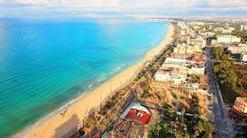 Kamers Playa de Palma Wi-Fi, Netflix + ontbijt