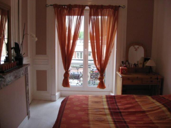 Appartement de charme T3 très proche centre ville