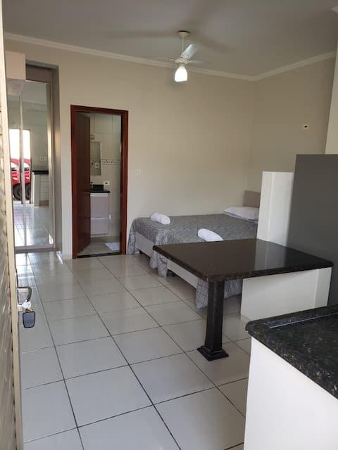 Apartamento novo, super seguro e confortável