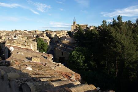 2-roomed Duplex in Provence - Leilighet