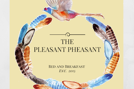 The Pleasant Pheasant BnB - Bed & Breakfast