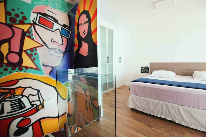 908 Duplex Allianz Park