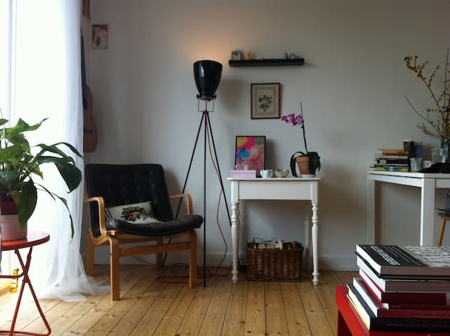 Bright, quiet and cosy 2 rooms apartment - Copenhague