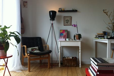 Bright, quiet and cosy 2 rooms apartment - København