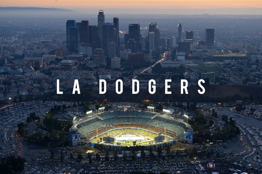 Dodger stadium is less than 10 minutes from the condo!