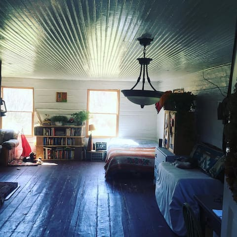 Laughing Whitefish River Historical Cabin - Deerton - Cabaña