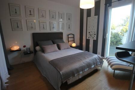 """au loft des mouettes/ Suite """"Passion marine"""" 2pers - Belz - Haus"""