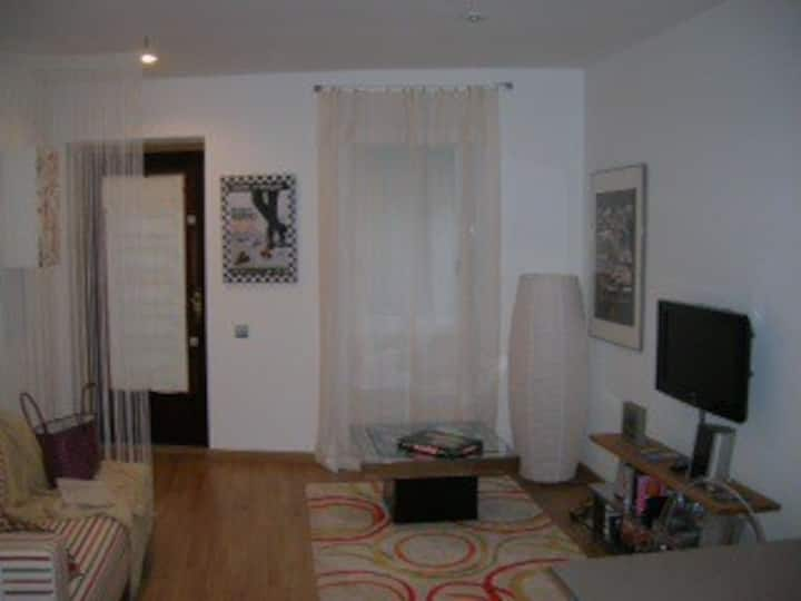 Apartamento cool en barcelona Sants Mireya's Flat