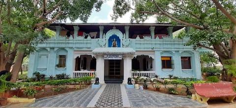 Shri Krishna Yogashram-Nisarga Kuteera AC Room-1