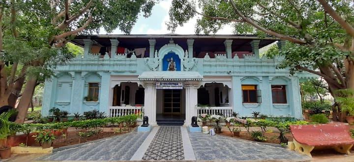 Shri Krishna Yogashram, (Nisarga Kuteera)Non-AC
