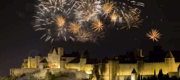 Carcassonne villa proche de la Cité