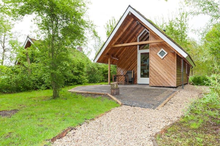 "Cabin ""De Populier"" - Leerdam - Blockhütte"