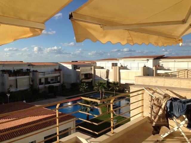 Appartement dans un site balnéaire  - Casablanca - Leilighet