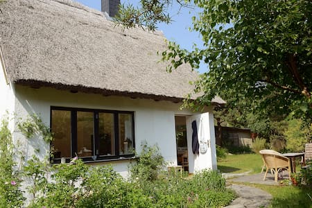 Thatched Cottage in Beach Proximity - Dierhagen - Dom