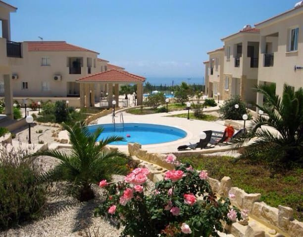 1-bedroom apartment for rent in Tala, Paphos - Tala - Wohnung
