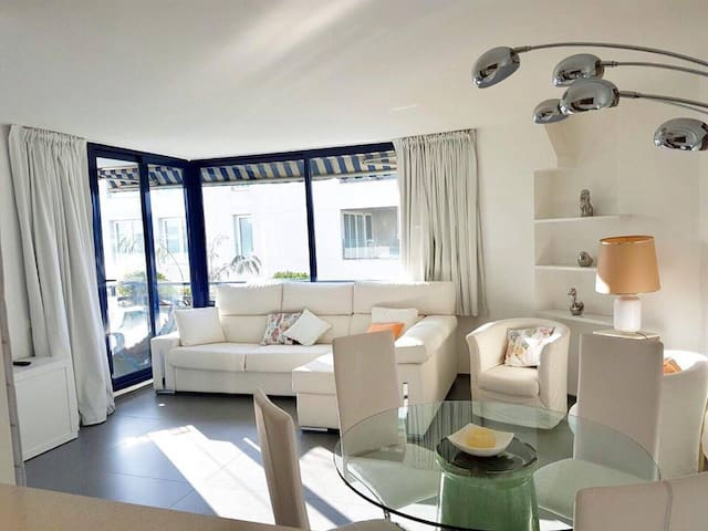 Cozy flat in the best area of Ibiza - Eivissa - Appartement