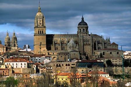ATICO HERMOSO EN SALAMANCA ,TERRAZA - Salamanca - Huoneisto