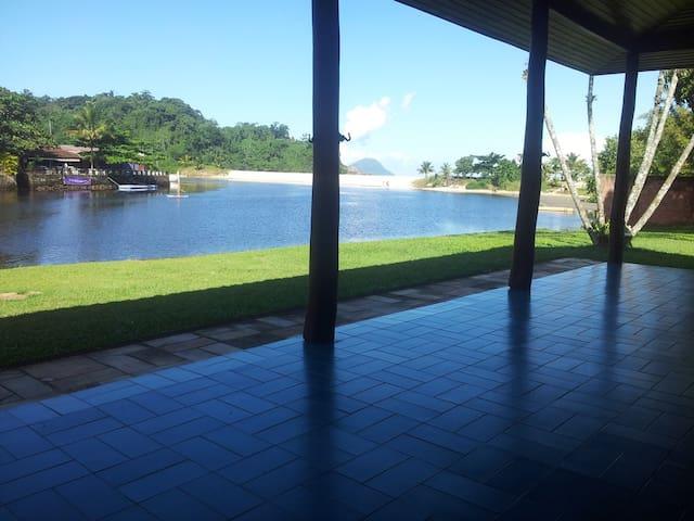 Paradisíaca casa em Barra do Una SP - Barra do Una / São Sebastião - Casa