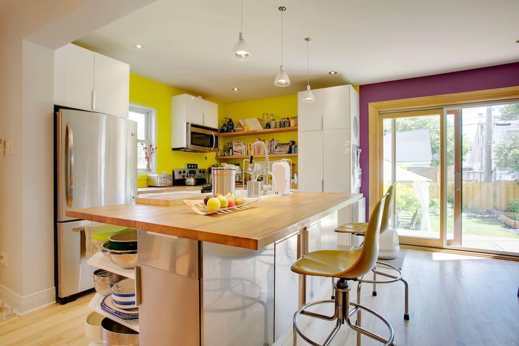 Kitchen // cuisine
