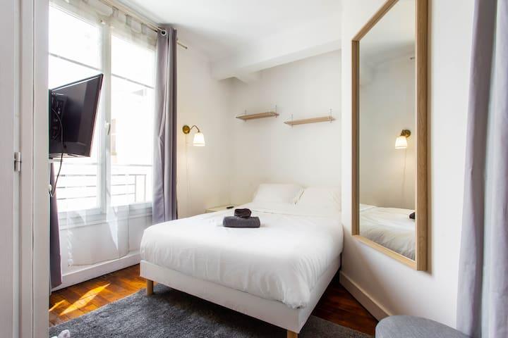 Nouvel Appartement cosy à Paris en bail mobilité