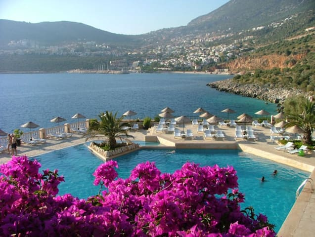 Picturesque villa on Club Patara