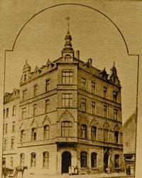 ... Fotos In Diesem Haus Wurde Der BVB Gegründet. Die Wohnung Wird Gerade  Renoviert, Fotos