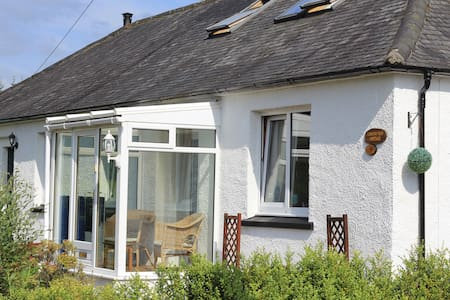 Lomond View Cottage self catering Aberfoyle