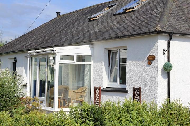Lomond View Cottage self catering Aberfoyle