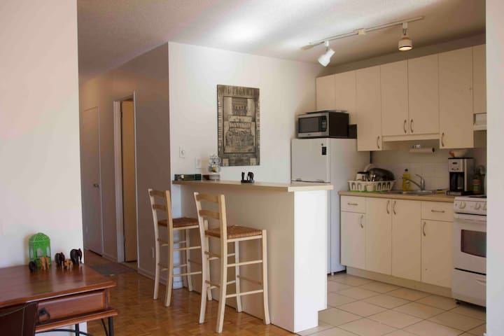 Cozy studio in the heart of Downtown Montreal