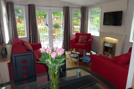 Luxury Holiday Lodge 5* - Chudleigh