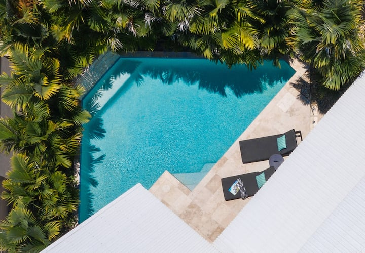 Stunning Beach Haven Villa With Private Pool♥