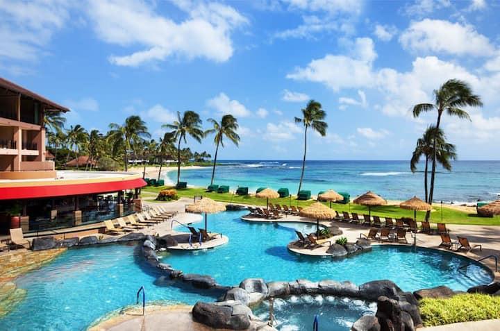Sheraton Kauai Poipu Resort 2br Villa Timeshare