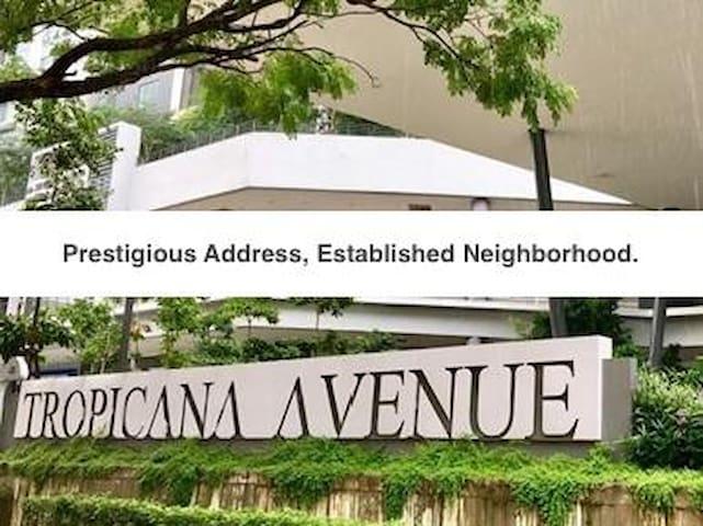 Tropicana Avenue 1+1 room - Petaling Jaya - Condominium