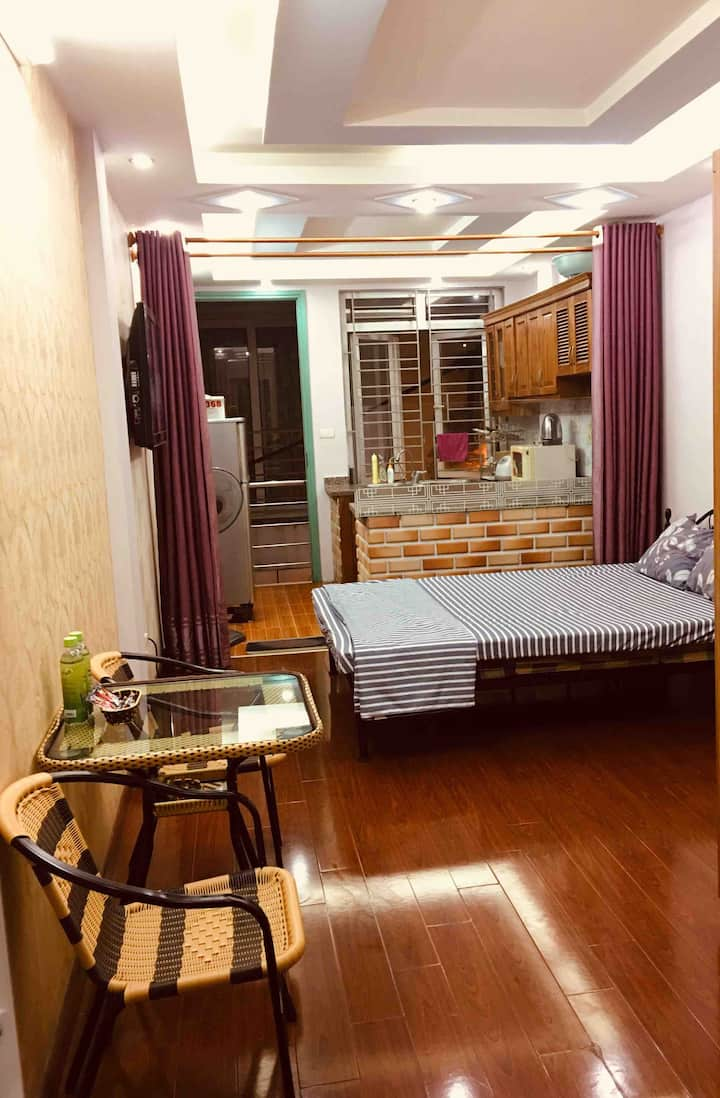 Serviced Apartment with full furnished