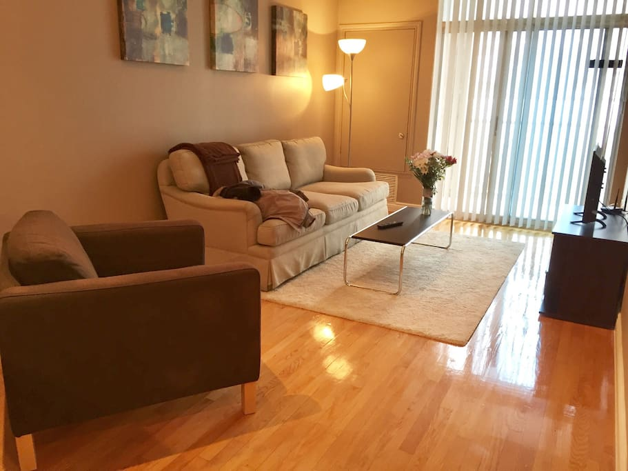 Living area space