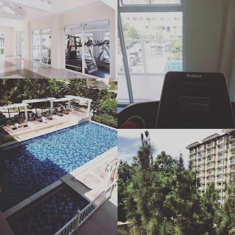 Mira's Place 2BR HOTEL VIBE WIFI+SmartTV(Netflix)