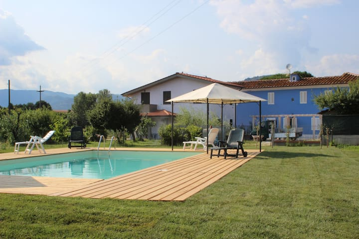 Country villa,swimming pool Tuscany - Borgo A Buggiano - 獨棟