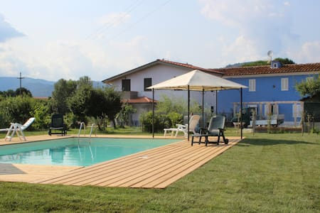 Country villa,swimming pool Tuscany - Borgo A Buggiano - Дом