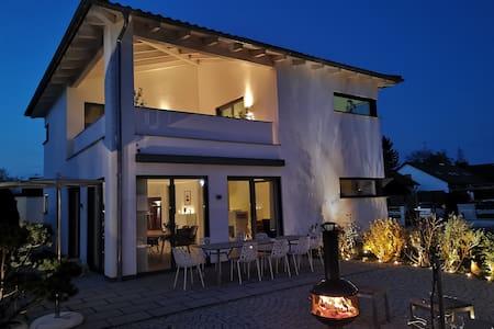 Romantische Villa für Gäste mit Sinn für Luxus